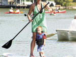 Kayaks, canoes return for Paddle Williamstown